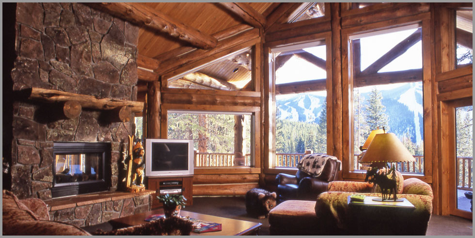 Mountain Homes :: LD Watkins Construction